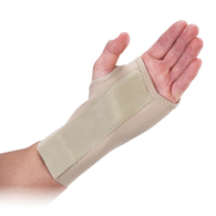 "Bilt Rite 10-22091 7"" Wrist Splint-Left"