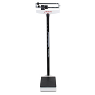 Detecto 439 400 lb Capacity Eye Level Beam Scale with Height Rod
