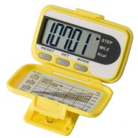 Ekho Worker Bee Two Function Pedometer