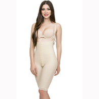 Isavela BE11 Closed Buttocks Enhancer/Post Natal Body Suit